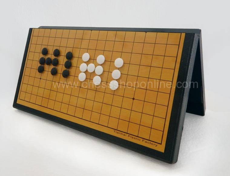 bàn cờ vây gỗ